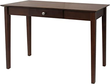 Winsome Wood Rochester Occasional Table, Antique Walnut
