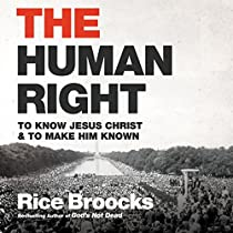 The Human Right (Audiobook) by Rice Broocks | Audible.com