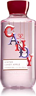 Bath and Body Works New 2016 Edition Winter Candy Apple Shower Gel 10 Oz.