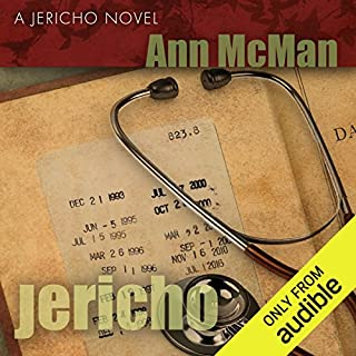 Jericho audiobook cover art