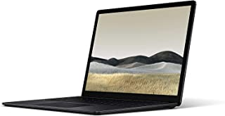 Microsoft Surface Laptop 3 [V4C-00034] Touchscreen Laptop, Intel Core i5-1035G7, 13.5 Inch, 256GB, 8GB RAM, Intel® Iris™ P...