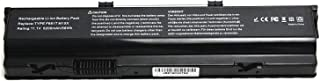 7XINbox 11.1V 58Wh Replacement Battery for Dell Alienware M15X P08G Series F681T D951T SQU-722 SQU-724 T780R 312-0210
