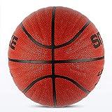 AIMERKUP Outdoor- / Indoor-Basketball, Kontrolltraining-Basketball, Rutschfester, abriebfester...