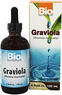 Bio Nutrition Graviola, 4 Fluid Ounce
