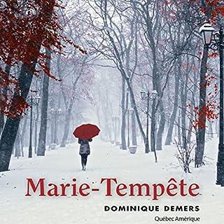 Page de couverture de Marie-Tempête