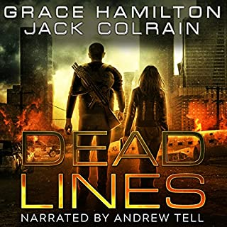 Dead Lines: An EMP Prepper Thriller audiobook cover art