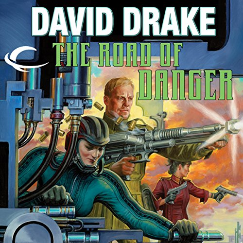 The Road of Danger audiobook cover art