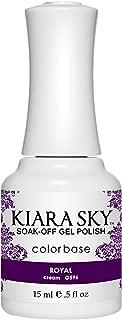 Kiara Sky Gel Polish G596 Royal 0.5 oz