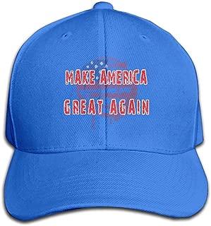 Make America Great Musician Cap Classic Unisex Baseball Cap Royalblue
