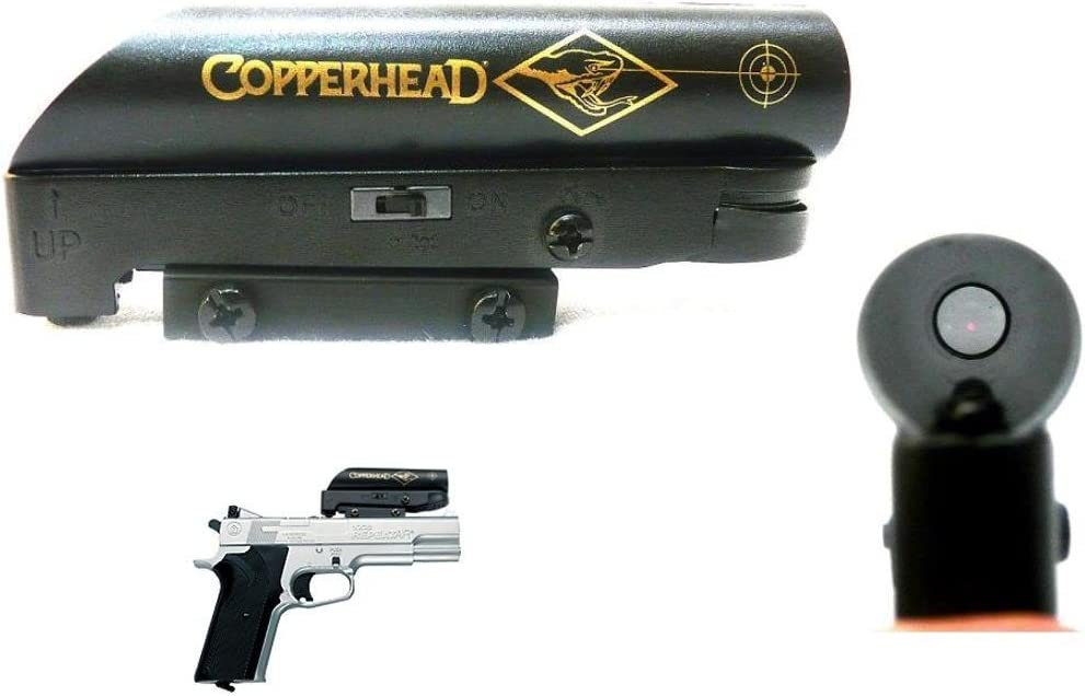 Copperhead Electronic Red Dot Sight Base 4 years warranty is Stan Manufacturer OFFicial shop Designed to fit