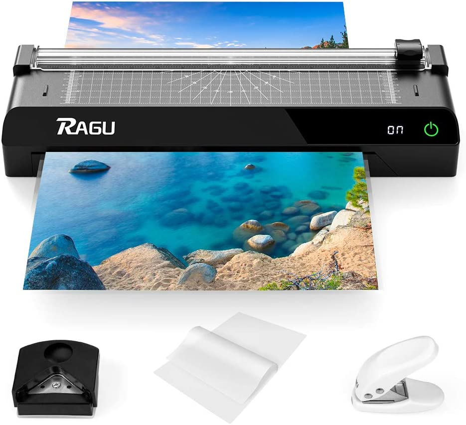 Cheap bargain 2021 Upgraded RAGU A3 Laminator Ranking TOP14 Inches 13 6-in-1 Multifunction
