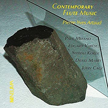 Contemporary Flute Music