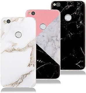 coque huawei p8 lite 2017 marbre rigide