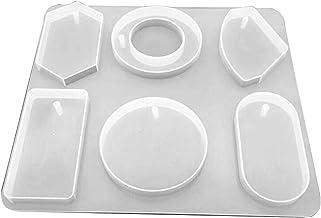 LLZIYAN Hanger Mould Siliconen Mallen voor DIY Gift Sieraden Ketting Hanger Craft Maken