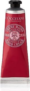 Loccitane Shea Butter Delightful Rose Hand Cream for Unisex 1 oz Hand Cream, 30 ml