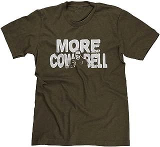 More Cowbell Saturday Night Live Men's T-Shirt
