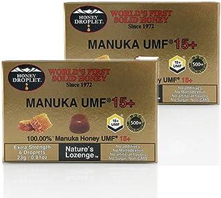 ハニードロップレット UMFマヌカハニー15+ (23g / 6粒入) 2箱