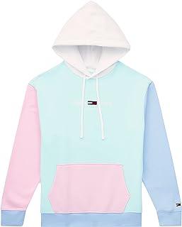 Men's Tommy Jeans Colorblock Hoodie Sweatshirt