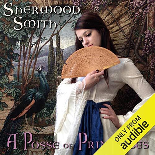 A Posse of Princesses cover art