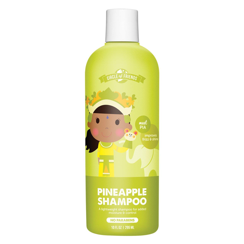 Circle Friends Shampoo Pineapple Fluid