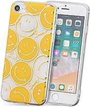 iPhone XR ケース イエロー ゴールド 黄 金 「 ニコゴールド 」 シリコン カバー おしゃれ かわいい ニコちゃん にこ スマイリー スマイル マーク キラキラ 金 黒 プレゼント 人気 軽量 軽い iPhoneXR,2.イエロー