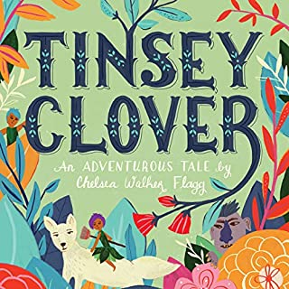 Tinsey Clover audiobook cover art