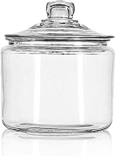 Anchor Hocking 3-Quart Heritage Hill Jar with Glass Lid, Set of 1