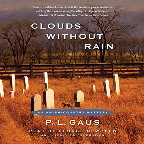 Clouds Without Rain audiobook cover art