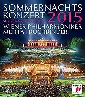 Sommernachtskonzert 2015 / Summer Night Concert [Blu-ray]