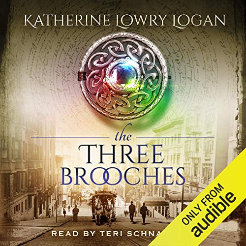 The Three Brooches cover art