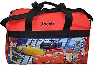 Personalized Licensed Kids Travel Duffel Bag - 18