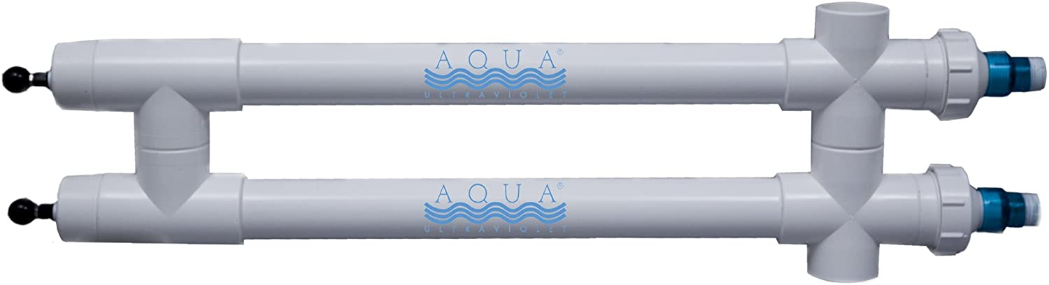 Aqua Ultraviolet Classic 80-watt 60 Hz Wiper Easy-to-use Recommendation UV with and Lamp Ne