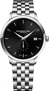 Raymond Weil - RELOJ DE HOMBRE AUTOMÁTICO 39MM DIAL NEGRO 5484-ST-20001