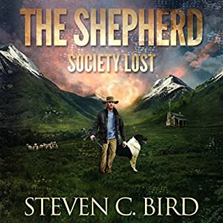 The Shepherd: Society Lost, Volume 1 cover art