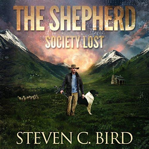 The Shepherd: Society Lost, Volume 1 audiobook cover art
