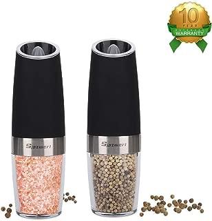 Best electric salt and pepper grinders big w Reviews