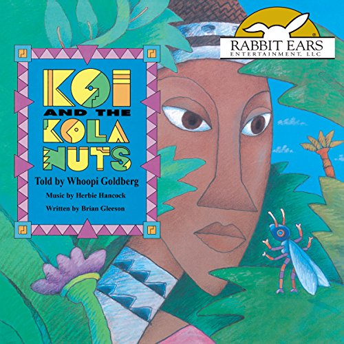 Koi and the Kola Nuts audiobook cover art