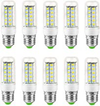 SGJFZD Bulbs 12v 6watt Low Voltage LED Light Bulb- E26/E27 Light Bulb 12v 6w Light Bulb- 40 Watt Halogen Bulb Equivalent- ...