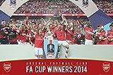 Fußball - Arsenal London - FA Cup Winners 13/14 Sport