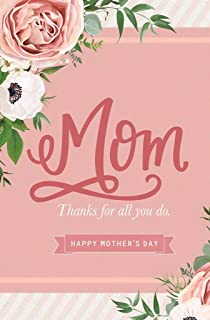 Bulletin - Mother's Day - General Worship -