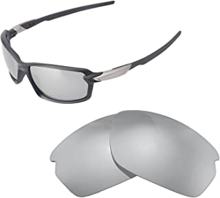 Walleva Replacement Lenses for Oakley Carbon Shift Sunglasses - Multiple Options Available