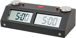 US Chess Federation Chronos GX Digital Game Chess Clock - Touch