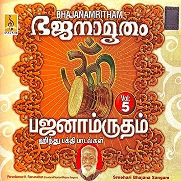 Bhajanamritham, Vol. 5