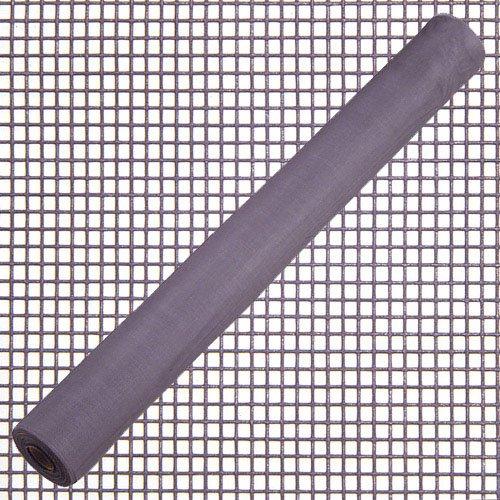 Maurer 1190200 - Tela mosquitera fibra vidrio gris rollo 50 metros / 60 cms.