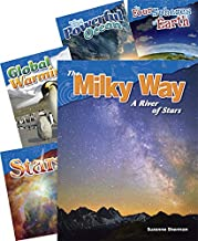 Teacher Created Materials - Science Readers: Content and Literacy: Earth and Space Science - 5 Book Set - Grade 5 - Guided Reading Level S - U