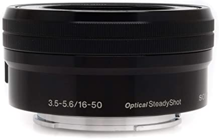 Sony 16-50mm f/3.5-5.6 OSS Alpha E-Mount Retractable Zoom...