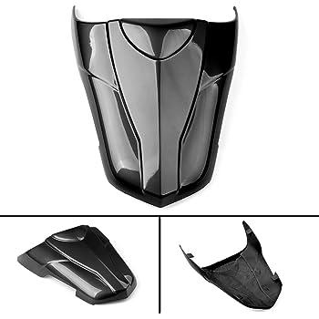 Artudatech Motocicleta Funda para Asiento Trasero Carenado Moto Rear Seat Cowl Moto Colin para SUZU-KI GSXR GSX-R 1000 1000R 2017 2018 2019