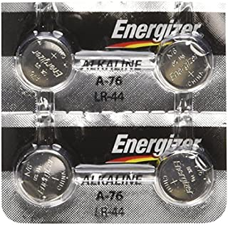Energizer LR44 1.5V Button Cell Battery (4-Pack)