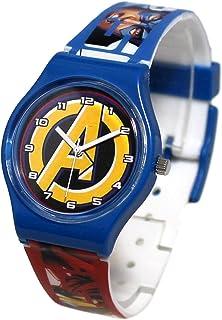 marvel e-85 - Reloj Infantil, Correa de Caucho