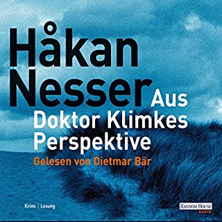 Aus Doktor Klimkes Perspektive Titelbild